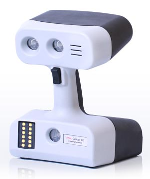 Artec MHT close-range scanner
