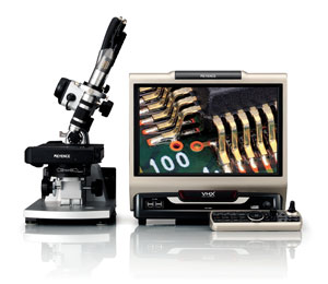 High Resolution Digital Microscope
